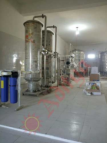 RO Plant - Industrial Reverse Osmosis Plant Manufacturer